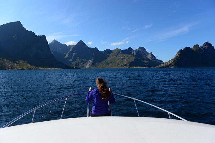 Hav og fjell