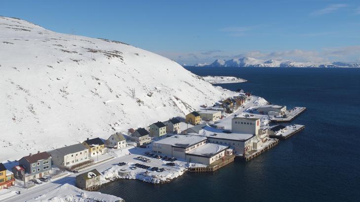 Havøysund nå